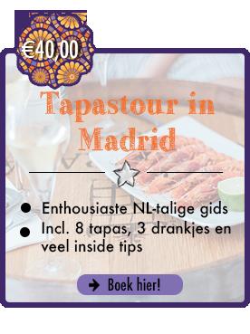 Tapastour met Magisch Madrid