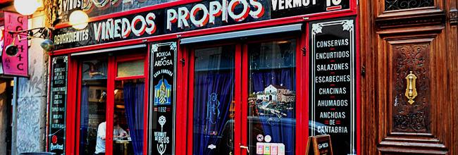 Bodega Ardosa Madrid
