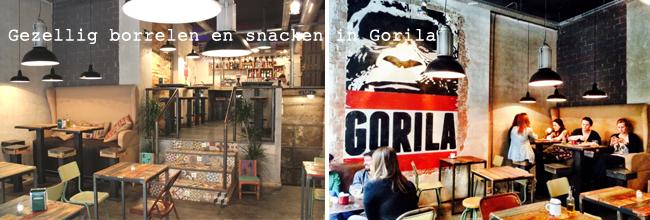 Gorila café Madrid