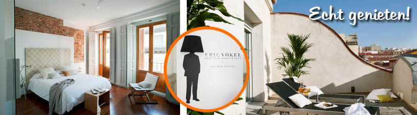 Appartementen| Eric Vokel Boutique Apartments