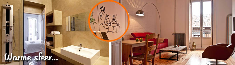 Appartementen | Matute 11 Suites