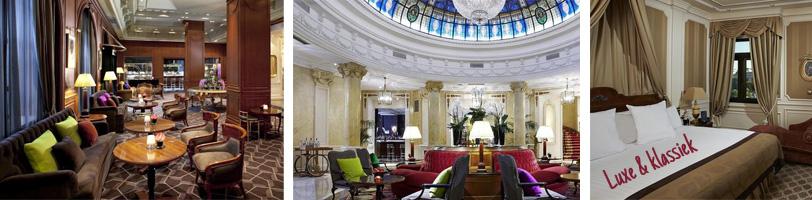 Hotel Gran Melia Fenix foto's