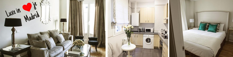 Luxe appartement Madrid