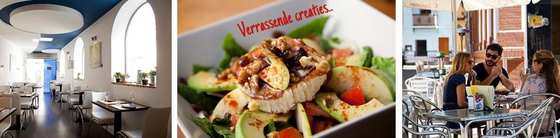 arte sabor restaurant foto's